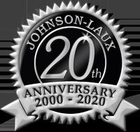 Johnson-Laux 10th Anniversary 2000-2020