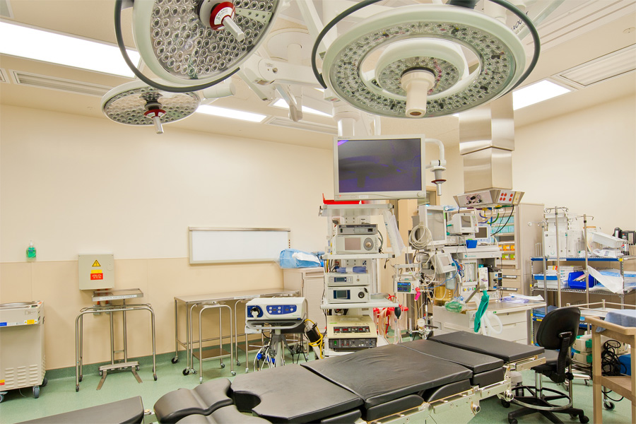 Florida Hospital operating room