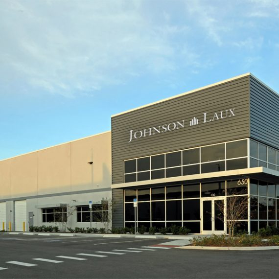 Johnson-Laux Construction headquarters building