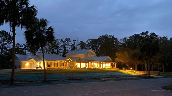 Skidway Island State Park Visitors Center